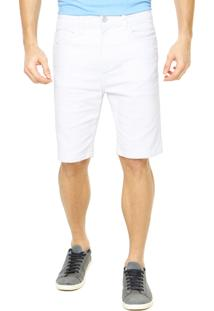 Bermuda Calvin Klein Jeans Branca