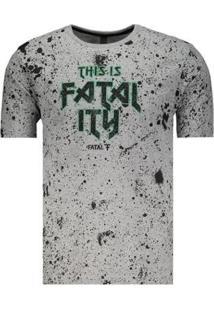 Camiseta Fatal This Is Estampada Masculina - Masculino