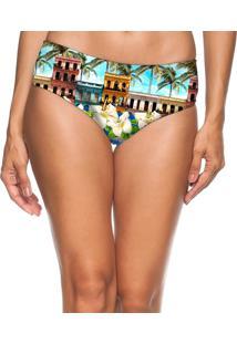 Calcinha Básica Larga La Playa Habana