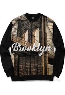 Blusa Bsc Brooklyn Full Print - Masculino