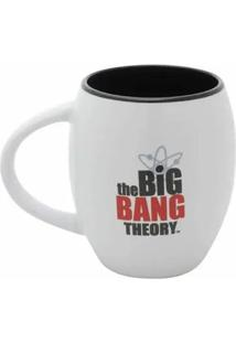 Caneca De Porcelana Bulging Big Bang Theory 500 Ml