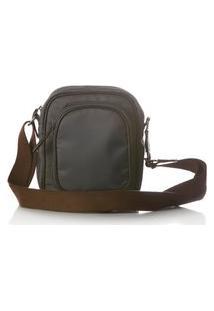 Bolsa Blue Bags Transversal P Chumbo
