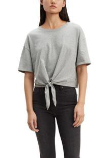 Camiseta Levis Tie Front - S