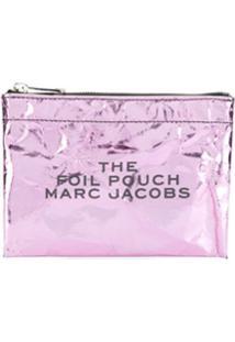 Marc Jacobs Carteira The Foil - Rosa