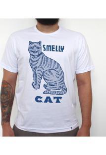 Smelly Cat - Camiseta Clássica Masculina