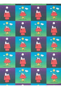 Chasing Paper Papel De Parede 'Panda Snoopy' - Estampado