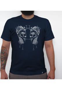 Pink Floyd - Camiseta Clássica Masculina