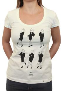 Seinfeld - Elaine`S Dance - Camiseta Clássica Feminina