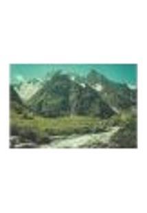 Painel Adesivo De Parede - Montanha - Paisagem - 687Pnp