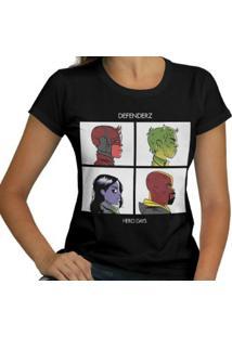 Camiseta Defenderz