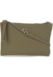 Bolsa Anacapri Mini Bag Eco Sintra Feminina - Feminino-Verde Militar
