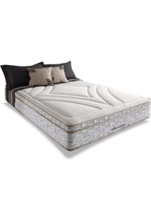 Colchão Casal Queen Size American Maxspring Herval 158X198X33