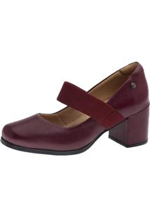 Sapato Feminino Doctor Shoes 1371 Amora - Kanui
