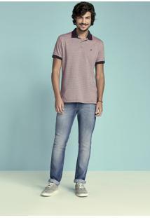 Camisa Polo Slim Adulto