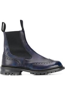 Tricker'S Ankle Boot Silvia - Azul