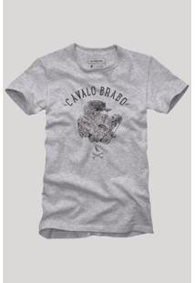 Camiseta Reserva Cavalo Brabo Masculina - Masculino