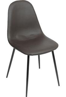 Cadeira Charla 1111-Or Design - Marrom
