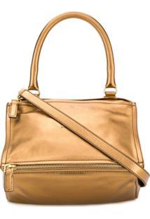 Givenchy Bolsa Transversal Bronze - Dourado