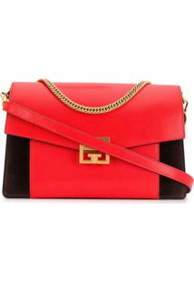 Givenchy Bolsa Tiracolo Gv3 - Vermelho