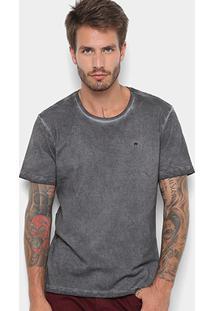 Camiseta All Free Lisa Lavada Masculina - Masculino