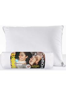 Travesseiro Smart - Santista - Branco