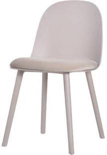 Cadeira Mariano Nude 81Cm - 62895 - Sun House