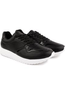 Tênis Trivalle Shoes Casual Preto