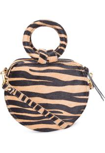 Bolsa Feminina Pelo Zebra - Animal Print