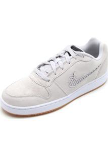 Tênis Nike Sportswear Ebernon Low Prem Off-White