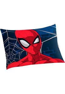 Fronha Avulsa Infantil Lepper Spider Man Ultimate Spider Man Ultimate