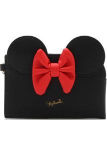 Necessaire Mickey Mouse Mickey Mouse Preta