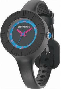 Relógio De Pulso Converse Skinny - Feminino-Preto