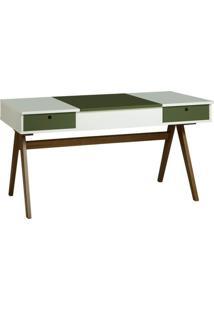 Escrivaninha Delacroix Verde - Tommy Design