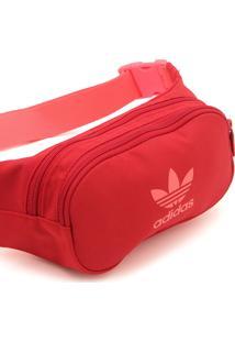 Pochete Adidas Originals Essential Vermelha