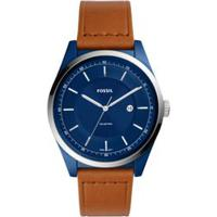 af49687b815 Relógio Fossil Masculino Casual Mathis Marrom Off Premium