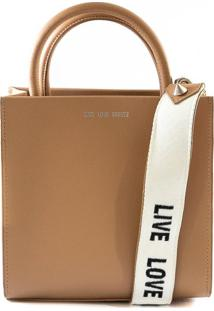 Bolsa Minimal Bag Lica Strap Schutz S500180794