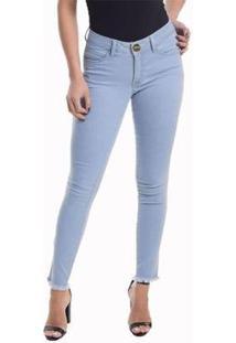 Calça Jeans Denuncia Skinny Z Feminina - Feminino