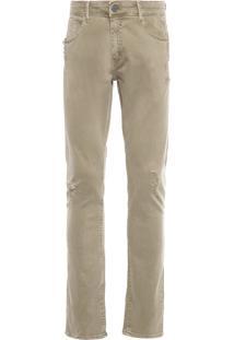 Calça Masculina Skinny San Lucas - Verde