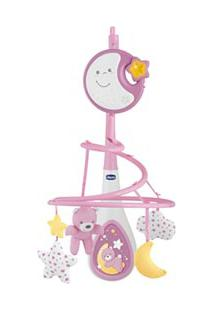 Luminária Musical Chicco First Dreams Rosa - 00007627100000