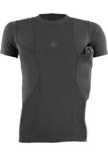 Camisa Coldre Arrest Arc01 Para Uso Velado De Armas Curtas - Masculino