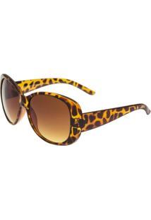 Óculos De Sol Cinza London feminino   Gostei e agora  a991b4fad7