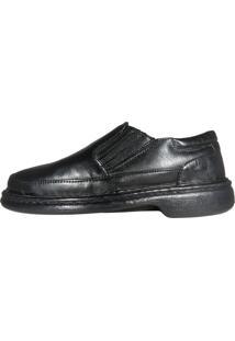 Sapato Social La Faire Ultra Conforto 4030 Preto