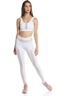 Top Pinyx Regata Pliant Branco
