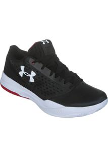 Tênis Under Armour Jet Low Masculino Basquete