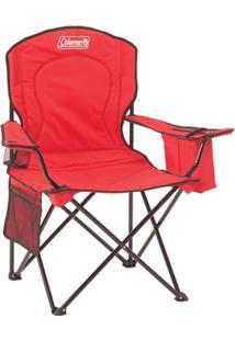 Cadeira Dobrável Com Cooler - Coleman - Unissex