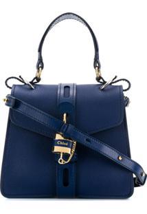 Chloé Small Aby Day Bag - Azul