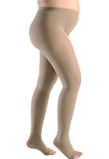 7c468361eb Boa Coisa. Meia Calça Gestante 862 Premium Select Comfort Média Compressão  20-30 Mmhg Com Ponteira Aberta Sigvaris