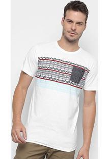 Camiseta Rusty Esp Bearhave Masculina - Masculino
