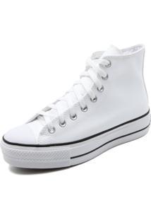 Tãªnis Converse Taylor All Star Lift Branco - Branco - Feminino - Dafiti