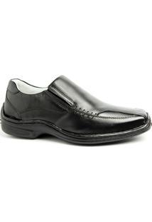 Sapato 3Ls3 Relax Couro Pelica - Masculino